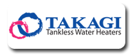 We Install Takagi Tankless Water Heaters n 93033